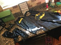 Bat Women/Bat Girl in Vacaville, California