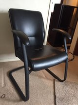 leather desk chair in Lakenheath, UK