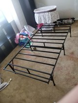 Twin bed frame in Lawton, Oklahoma