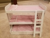 Trundle Doll Bunk Beds in Glendale Heights, Illinois