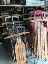 Sleds, skates, skis, snow shoes in Plainfield, Illinois