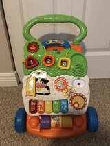 Vtech Sit to Stand Learning Walker in Joliet, Illinois