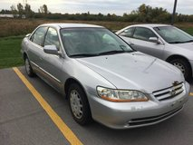 2001 HONDA ACCORD!!!! in Watertown, New York