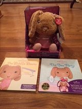 Hallmark Interactive Abigail Story Buddy with 2 books -  NEW in Glendale Heights, Illinois