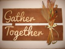 Gather Together sign in Alamogordo, New Mexico
