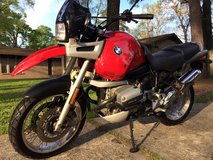 BMW 1100GS in Fort Sam Houston, Texas