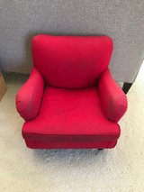Kids Lounge Chair - RED in Joliet, Illinois