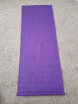Purple Yoga Mat in Camp Lejeune, North Carolina