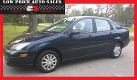 03 Ford Focus - Just 56,000 Miles - Excellent Condition - $4995 in Lake Charles, Louisiana