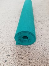 Green Yoga Mat in Camp Lejeune, North Carolina