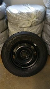 SET of 5 CONTINENTAL WINTER TIRES in Ramstein, Germany