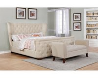 Ritz Beds - KS - QS - Calif. KS - in beige - grey - blue - see VERY IMPORTANT below in Shape, Belgium