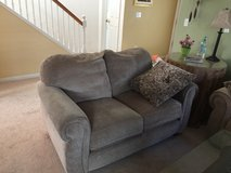 Sofa with Matching Love Seat in Vacaville, California
