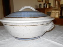 Covered Pottery Bowl – Made in Germany in Camp Lejeune, North Carolina