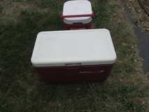 COLEMAN 48 QUART COOLER in New Lenox, Illinois