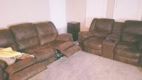 2 Recliner Couches in Sacramento, California