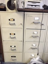 Fire King File Cabinets - 4 drawer in Warner Robins, Georgia