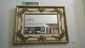 gold mirror in Fort Bliss, Texas