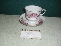 Queen Anne Ridgway Bone China Cup & Saucer in Lakenheath, UK