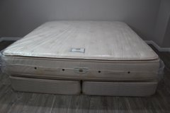 King Double Pillow Top in Spring, Texas