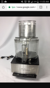 Cuisinart - Food Processor - Stainless Steel in Glendale Heights, Illinois