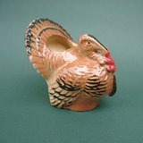 Vintage Ceramic Turkey Planter Centerpiece in Wheaton, Illinois