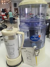 Countertop water filtration system in 29 Palms, California