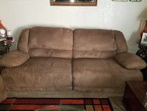 Recliner sofa in Vacaville, California