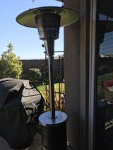 outdoor gas heater in Vacaville, California