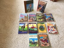 12 Children's Classics Books Great Illustrated; Treasury of Childrens Classics in Cherry Point, North Carolina