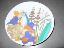 Vintage Hand Painted Porcelain Plate – Genuine Rosenthal China 1970's to early 1980's - Made in ... in Camp Lejeune, North Carolina