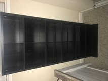 DVD cabinet in Vacaville, California
