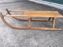 VINTAGE WOOD SLED in Fort Campbell, Kentucky