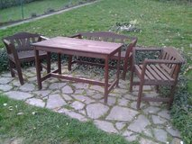 Patio Set (vintage style) in Baumholder, GE