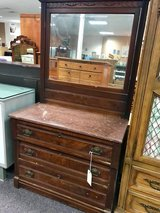 Dresser with Mirror in Camp Lejeune, North Carolina
