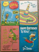Dr Seuss Hat & Books in Spring, Texas