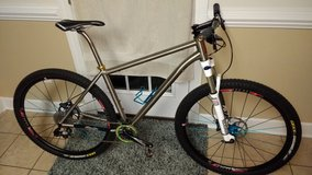 Lynskey Ridgeline 29 VF Titanium Mountain Bike in Wilmington, North Carolina