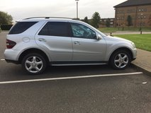 2006 Mercedes ML 320 in Lakenheath, UK