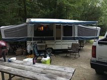 Popup camper in Cherry Point, North Carolina
