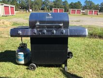 Char-Broil gas grill in Leesville, Louisiana