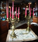 set of 2 big church candle holders in Baumholder, GE