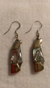 Knife earrings 3 in Perry, Georgia
