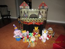 """Restoration Hardware """"Royal Knights of The Plush"""" Hand Puppet Set in Algonquin, Illinois"""