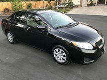 2010 Toyota Corolla in Vacaville, California