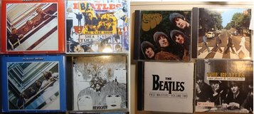 Beatles 8 cd 's collection in Palatine, Illinois