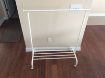 Ikea close rack with wheels in Fort Knox, Kentucky