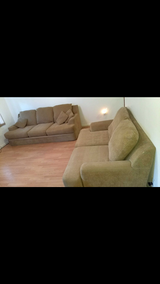 Sofa & Love seat in Leesville, Louisiana