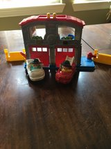 little people fire house in Spring, Texas