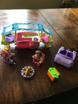 little people camping set in Spring, Texas