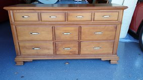 Solid Maple Dresser in Vacaville, California